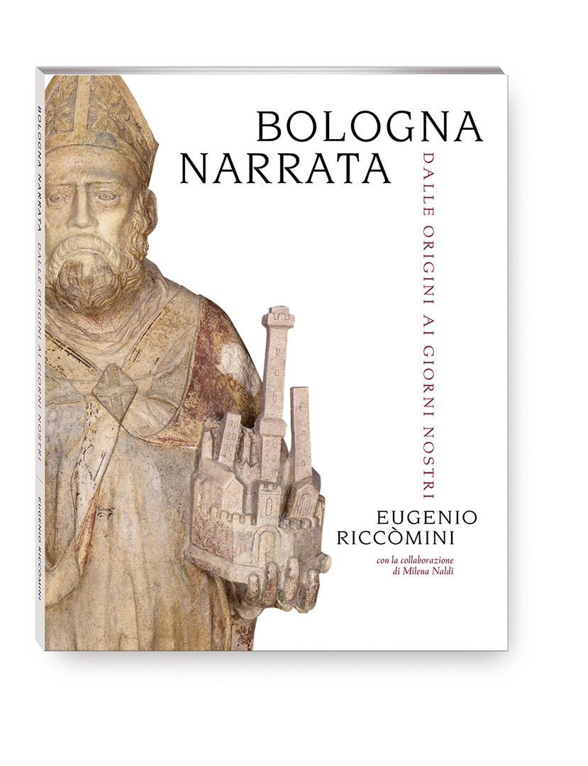 INTERA 28-A Bologna Narrata Eugenio Riccomini Poligrafici Editoriale