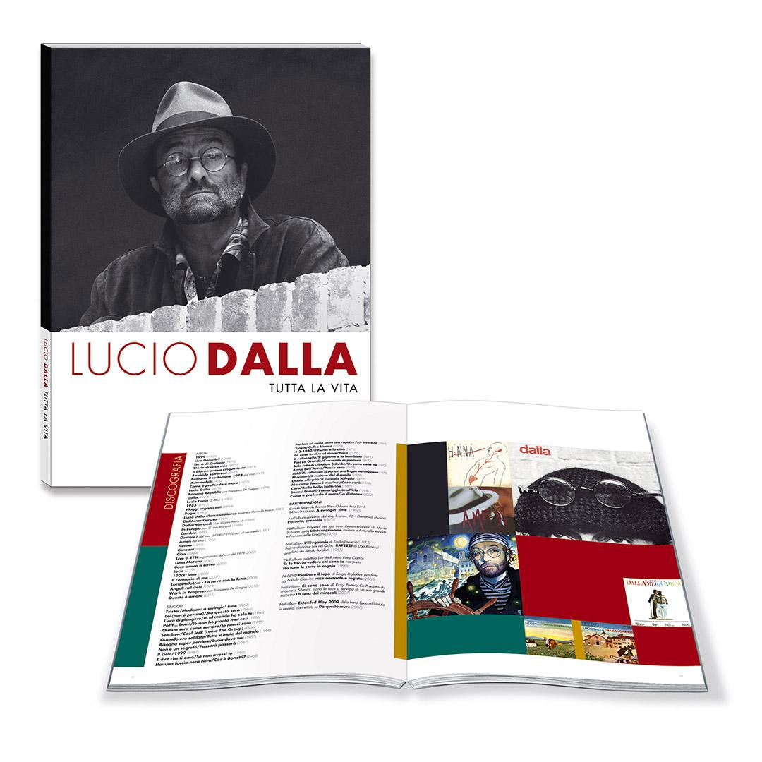 INTERA 29-A Biografia Lucio Dalla Poligrafici Editoriale