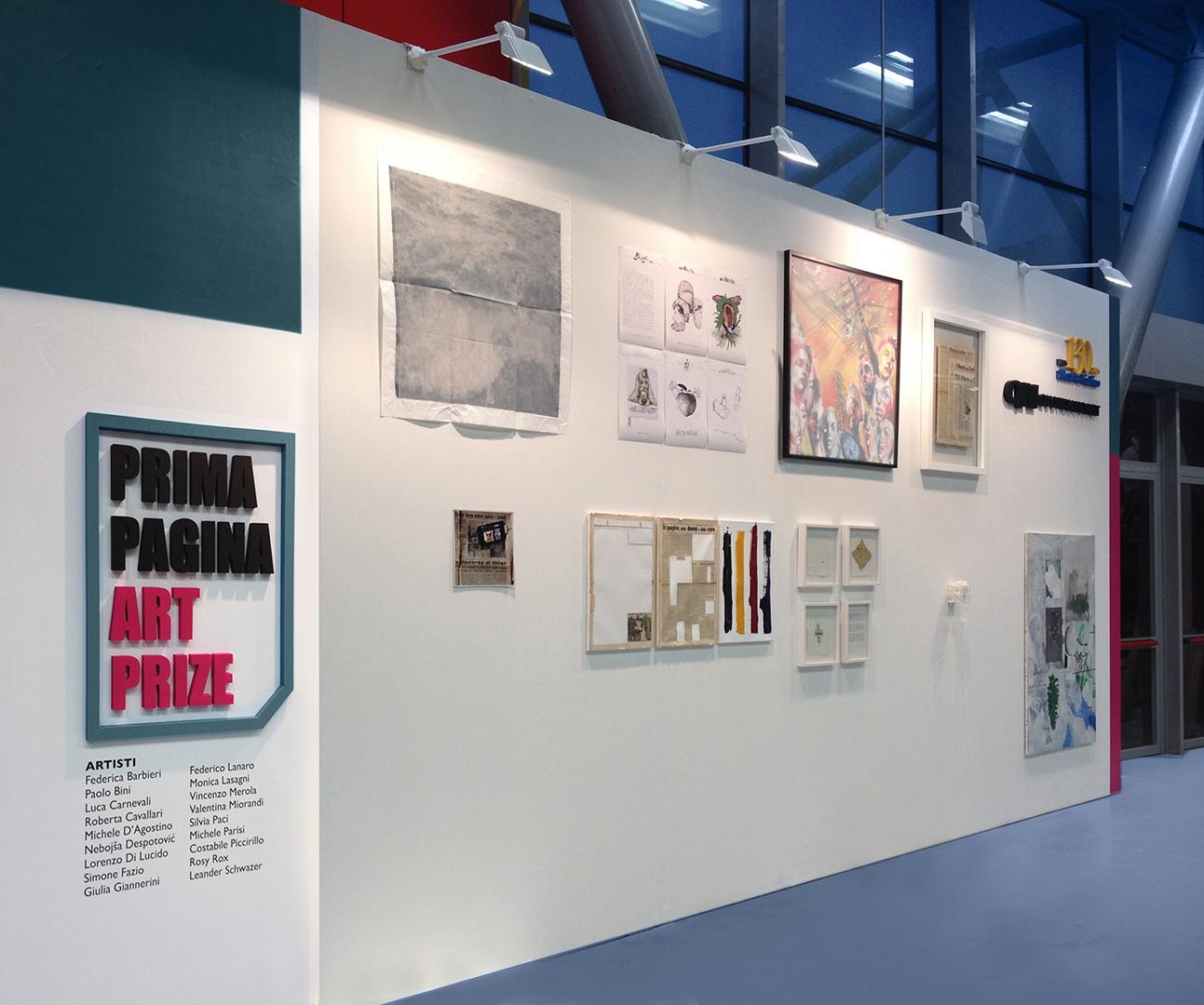 INTERA 33-DPrima Pagina Art Prize Poligrafici Editoriale
