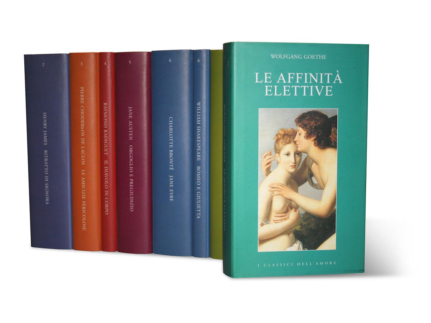 INTERA 34 I Classici dell'Amore Poligrafici Editoriale