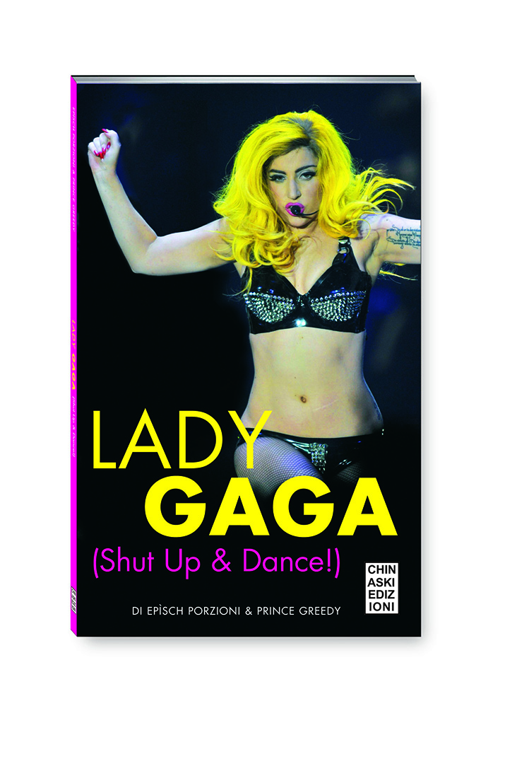 INTERA 38 Lady Gaga Chinaski Edizioni