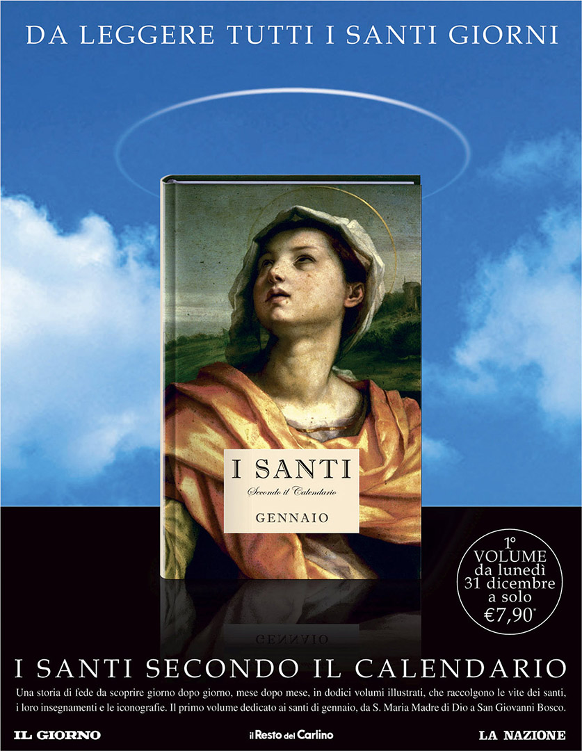 Collana volumi I Santi
