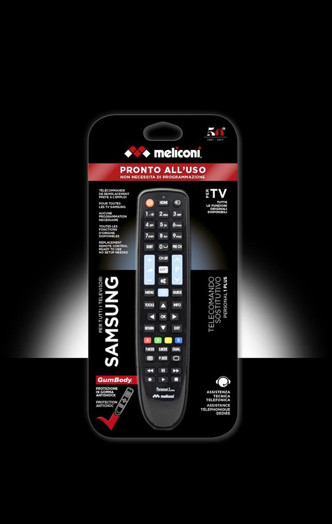 INTERA 49 -B Meliconi Telecomando